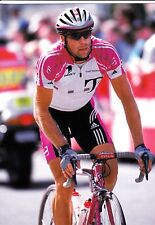 CYCLISME carte cycliste KAI HUNDERTMARCK équipe TEAM DEUTSCHE TELEKOM