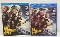 Cut Throat City (Blu-Ray+DVD) NEW