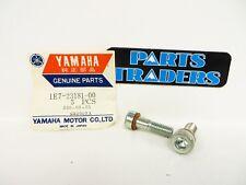Genuine Yamaha Front Fork Hex Socket Head Bolt Set Of 2 TTR110  BW80 PW80 XT225