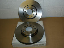 Volvo S60 & S80 With15in Wheels 1998-2005 VL981 Vented Front Brake Discs (Pair)