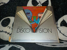Money In The Marketplace and Choosing What To Buy Laserdisc Discov Free Ship $30
