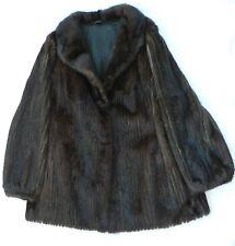 Damen Nerzjacke  Größe M- 42 - 44 - Vintage 80Jahre ( Siehe Bilder )