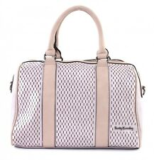Betty Barclay bowling Bag bolso bandolera bolso Dusty Rose violeta nuevo