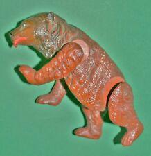 Antiker, sehr seltener Celluloid Bär von Paul Hunaeus Zelluloid Braunbär Rarität