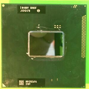Intel Core i7-2620M SR03F Processor 4M Cache 2.70 GHz up to 3.40 GHz, FCBGA1023