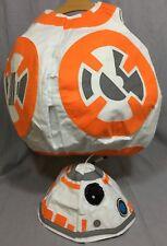 Pottery Barn Kids Star Wars BB-8 3D Halloween Costume Small (4-6)