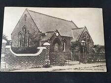 Wesleyan Chapel Reedness Goole East Yorkshire Mint Vulcan Series B/W Real Photo
