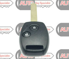 Honda Civic 2 Button Remote Key Fob