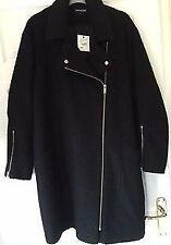 Debenhams Wool Blend Plus Size Coats & Jackets for Women