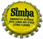 Vintage Coca-Cola Simba Capsules USA Soda Bouteille Casquette