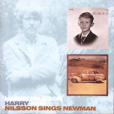 Harry/Nilsson Sings Newman by Harry Nilsson (CD, Aug-2000, Bmg/Rca Camden)