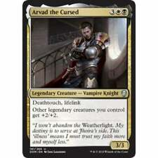 MTG Dominaria - Arvad the Cursed - NM Card