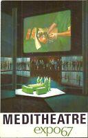 Montreal, Quebec - CANADA - Meditheater - EXPO 67