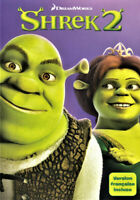 Shrek 2 (Bilingual) New DVD