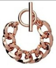 💖 Mimco New Nebula Rose Gold Bracelet Cuff  + Dust Bag