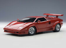 Lamborghini Countach with Rear Spoiler Diecast Model Car 74534