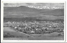 Grantown on Spey and the Snow Clad Cairngorms PPC, Grantown Morayshire PMK 1951