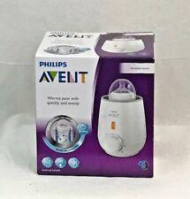 Philips Avent Fast Baby Bottle Warmer Milk Feeding Nursing Infant Food