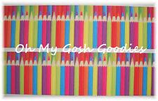 1.5 Vertical Bright Crayons Back 2 School Crayola Grosgrain Ribbon 4 Hairbow Bow