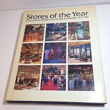 RARE 1979-1980 Stores of The Year Store Interiors Book Fashion Merchandising