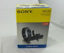 Sony VAD-RA Cybershot Lens Adaptor for DSC-R1 Digital Camera - NIB