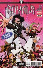 Royals #7 Comic Book 2017 - Marvel