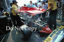 Gilles Villeneuve Ferrari 312 T4 Italian Grand Prix 1979 Photograph 3
