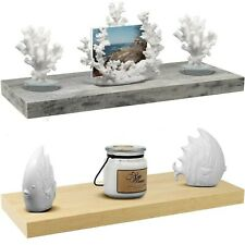 Sorbus Floating Shelves - Hanging Wall Shelves Decoration - Home Wall Room Décor