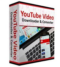 Youtube Downloader Video & File Converter Software for Windows-youtube video ⏳📣