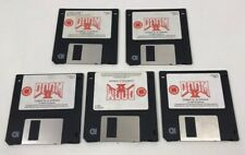 "Doom 2 PC 3.5"" Floppy Disk Version Collectors Game Doom II Rare"