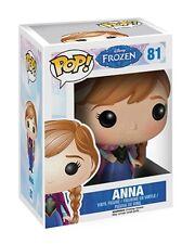 Frozen Anna 81 Funko Disney Pop! Licensed Vinyl Figure - BRAND NEW RETAIL PACK