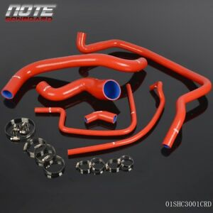 GPLUS Turbo Intercooler Silicone Boost Hose Clamps Kit For Porsche 911 997 Black