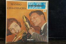 "Orchestra Xavier Cugat – Mambo/cha-cha-cha-danza International (7""ep)"