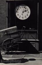 1950/72 Vintage 11x14 CHRISTOPHER STREET New York Clock Shadow Art ANDRE KERTESZ