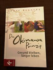 Jane Kennedy Das Okinawa Prinzip Ernährung Gesundheit Ratgeber