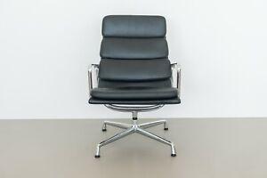 VITRA Original Soft Pad Chair EA 215 Charles & Ray Eames