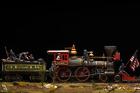 U.S. Express Raider American Civil War Tin Painted Toy Soldier Pre-Sale