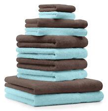 Betz 10tlg Handtuch Set CLASSIC Duschtuch Handtücher Gästetuch Seiftücher