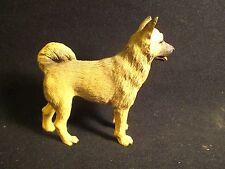 Vintage Akita Dog Figure