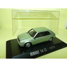 RENAULT 14 GTL 1979 Vert NOREV Collection M6 1:43