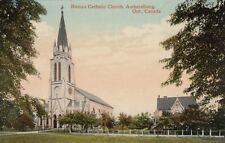 AMHERSTBURG , Ontario, Canada, 00-10s ; Roman Catholic Church