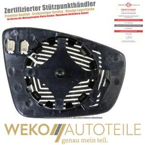 Miroir de Verre Gauche Pour VW Polo 2206127 DIEDERICHS