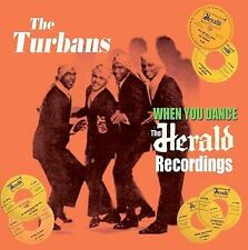 NEW - When You Dance: Herald Recordings by Turbans