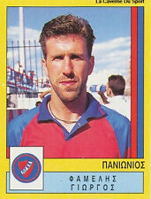 N°296 FAMELIS PANIONIOS GSS GREECE PANINI GREEK LEAGUE FOOT 95 STICKER 1995