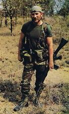 Rhodesian Trooper FN FAL RLI Fireforce Duty Rhodesian Light Infantry