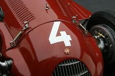 Exoto XS | 1:18 | 1951 Alfa Romeo Alfetta 159 | Winner Belgium GP | # GPC97241