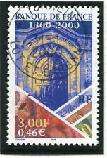 TIMBRE FRANCE OBLITERE N° 3299 LA BANQUE DE FRANCE / Photo non contractuelle