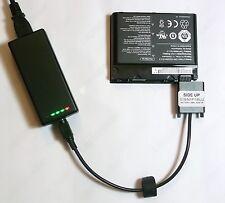 External Laptop Battery Charger for Advent 5511 6650 9115, U40-4S2200-G1L3 C1L3