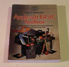 Apple II Plus, Apple IIe, Apple IIc Applesoft BASIC Toolbox +