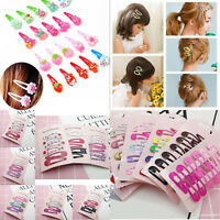 10/20/30pcs Girl Baby Clip hairpin Piece Accessory Kid Hair Set different style